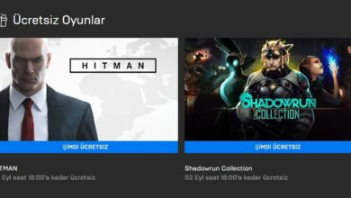Photo of 'Hitman' ve 'Shadowrun Collection', Epic Store'da Ücretsiz Oldu!