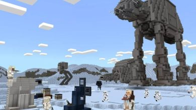 Photo of Star Wars Evreni Minecraft'a Geliyor